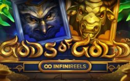 Играть в Gods of Gold INFINIREELS