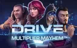 Играть в Drive: Multiplier Mayhem